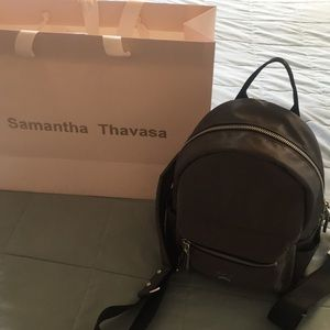 Handbags - Samantha Thavasa Mini Backpack